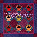 The Handbook of Quilting by Judy Poulos