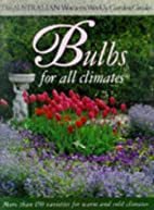 Bulbs for all climates by Maryanne Blacker