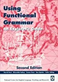 Butt, David: Using Functional Grammar: An Explorer's Guide