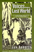 Voices from a Lost World - Australian Women…