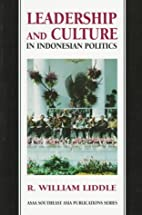 Leadership and culture in Indonesian…