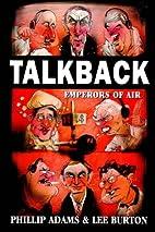 Talkback: Emperors of Air by Phillip Adams