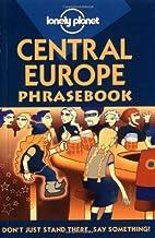 Central Europe Phrasebook by Gunter Muhl