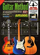 Guitar Method Book 1 Supplement…