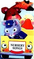 Nursery Songs (Doorhanger Books) by Trace…