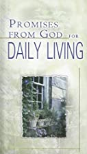 Promises from God for Daily Living by…