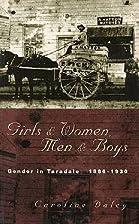 Girls & women, men & boys : gender in…