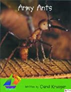 Rigby Sails Early: Leveled Reader Army Ants…
