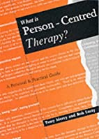 What is Person Centred Therapy?: A Personal…