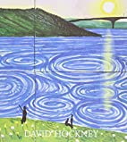 David Hockney : painting on paper : 17…