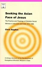 Seeking the Asian Face of Jesus by Chris…