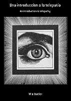 Inleiding tot telepathie by W. E. Butler
