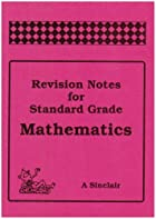 Revision Notes for Standard Grade…