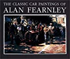 The Classic Car Paintings of Alan Fearnley…