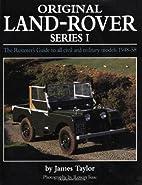 Original Land Rover Series 1 : The…