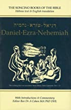 Daniel, Ezra and Nehemiah: Hebrew text &&hellip;