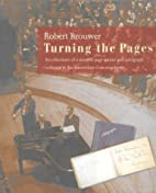 Turning the Pages: Recollections of a…