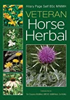 Veteran Horse Herbal by Hilary Page Self