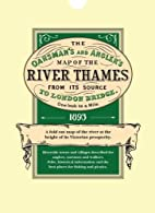 The Oarsman's and Angler's Map of…