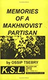 Sebry, Ossip: Memories of a Makhnovist Partisan