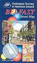 Belfast Street Map (City Street Maps) by…