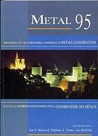 Metal 95: Proceedings of the International…