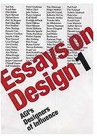 Essays on Design: Agis Designers of…