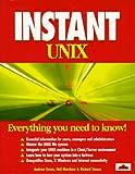 Evans, Andrew: Instant Unix