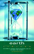 Earth Limited: 50 Simple Things Your…