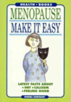 Menopause - Make It Easy - Latest Facts…