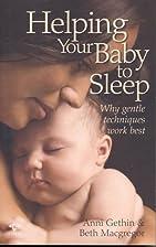 Helping Baby Sleep by Anni Gethin