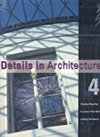 Details in Architecture 4: Creative…