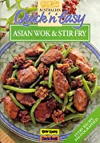Q'N'E Asian Wok and Stir Fry by Robyn Martin