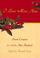 I live here now: Sarah Campion in 1950s New…