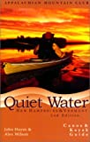 Hayes, John: Quiet Water New Hampshire and Vermont: Canoe and Kayak Guide