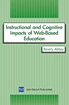 Instructional and Cognitive Impacts of…