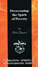 Overcoming the Spirit of Poverty (Combating…