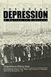 Beyer, Janet: Great Depression: A Nation in Distress