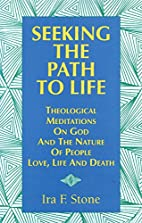 Seeking the Path to Life: Theological…