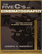 The Five C's of Cinematography: Motion…