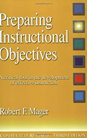 Preparing Instructional Objectives: A…