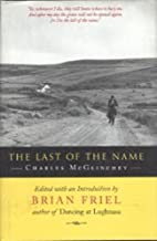 The Last of the Name by Charles McGlinchey