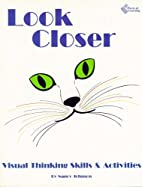 Look Closer: Visual Thinking Skills &…