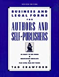 Crawford, Tad: Business and Legal Forms for Authors and Self-Publishers