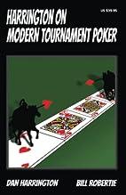 Harrington on Modern Tournament Poker by Dan…