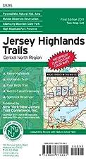 Jersey Highlands Trails: Central North…