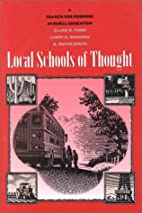 Local Schools of Thought: A Search for…