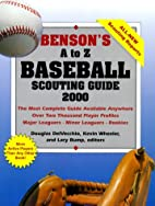 A to Z Professional Scouting Guide…