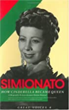 Giulietta Simionato: How Cinderella Became…