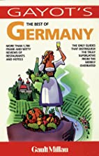 The best of Germany by Gault Millau